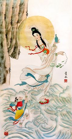 Kwan Yin - Mercy and Compassion