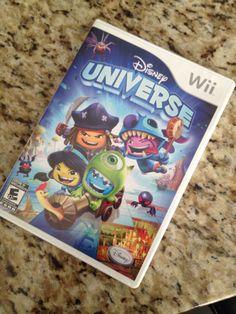 Disney Universe On Nintendo Wii