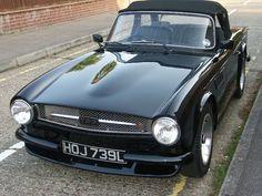 1973 - Triumph TR6