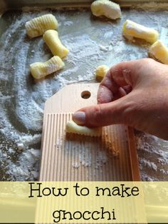 Step by step recipe