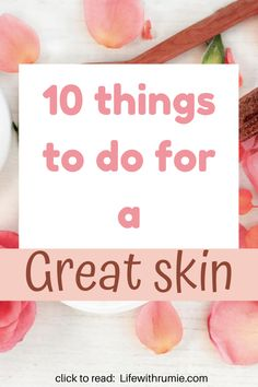 Love Your Skin, Wash Your Face, Good Skin, Drugstore Skincare, Skincare Routine, Beauty Makeup Tips, Beauty Hacks Video, Hacks Every Girl Should Know, Clear Skin Tips