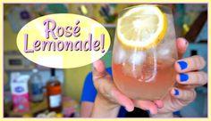 Rosé Lemonade!