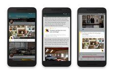 Lors du Google Performance Summit, la firme de Mountain Viewa annoncé plusieurs nouveaux formats publicitaires.Google a également présenté ces chiffres: