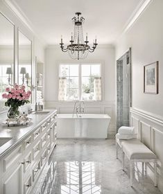 Luxury Bathroom Master Baths Beautiful is definitely important for your home. Whether you pick the Interior Design Ideas Bathroom or Luxury Master Bathroom Ideas, you will make the best Luxury Bathroom Master Baths Bathtubs for your own life. Home Interior, Bathroom Interior, Modern Bathroom, Interior Design, Simple Bathroom, Bathroom Furniture, Interior Rendering, Minimalist Bathroom, Minimalist Kitchen