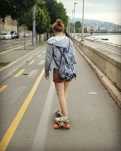 Longboard #skate #longboarding