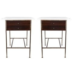Paul McCobb 8712 Nightstands For Directional | 1stdibs.com