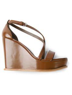 Women - All - Marni Wedge Sandal - Biffi