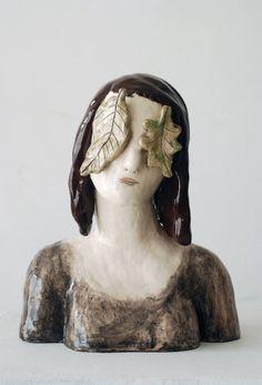 Sculptures by Clementine de Chabaneix - Antonine Catzéflis.