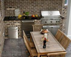 Outdoorküche Garten Gratis : Besten grillecke bilder auf in garten terrasse