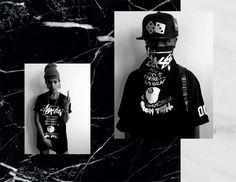 Stussy x Been Trill Featuring Matthew Williams, Virgil Abloh, Heron Preston, Justin Saunders, and YWP #stussy #been #trill
