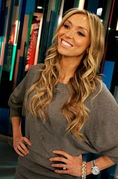 Guiliana Rancic - I met her and she's lovely