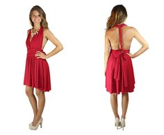 RECRUIT IN RED ~ Frill fabulous! <3  http://www.frillclothing.com
