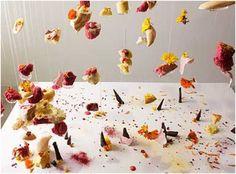 Cake blown up!