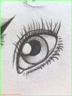 Klicke um das bild zu sehen ojos a lapiz en 2019 art sketches, drawings y p Easy Eye Drawing, Realistic Eye Drawing, Eye Drawing Tutorials, Drawing Techniques, Eye Sketch Easy, How To Sketch Eyes, How To Draw Eyes, Things To Sketch, Learn To Draw Anime