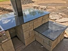 Pro #406893 | Canaan Stone Works LLC | Leavenworth, KS 66048 Contractors License, Granite, Stone, Outdoor Decor, Rock, Stones, Rocks