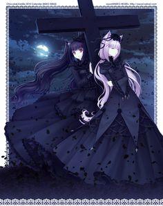 Goth Lolita Fashion