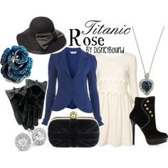 """Rose"" by lalakay on Polyvore"