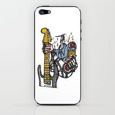 GuitarOne iPhone & iPod Skin by Maccu Maccu - $15.00