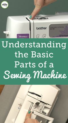 Easy sewing hacks are readily available on our site. Take a look and you wont be sorry you did. Sewing Machine Basics, Sewing Machine Projects, Easy Sewing Projects, Sewing Projects For Beginners, Sewing Basics, Sewing Hacks, Sewing Tutorials, Sewing Tips, Sewing Crafts