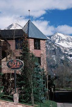 The Hotel Telluride #Colorado