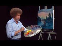 Bob Ross Ebony Sunset - The Joy of Painting (Season 1 Episode 3) - YouTube