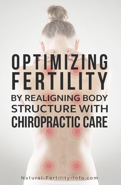 Chiropractic manipulation is considered a useful tool for women struggling with infertility. Case studies compiled by researchers and chiropractors are showing a possible link between spinal adjustments and increased fertility.