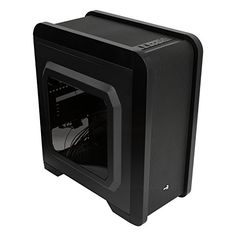 Aerocool製 Micoro-ATX対応 コンパクトPCケース Aerocool QS-240 Window ... https://www.amazon.co.jp/dp/B019NYQD86/ref=cm_sw_r_pi_dp_7CXKxb5DSQ67J