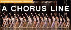 Olney Theatre Center - A Chorus Line thru Sep 8