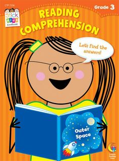 Reading Comprehension Stick Kids Workbook: Grade 3 Ebook by Creative Teaching Press What Is Reading, Mini Reading, Reading Comprehension Skills, Reading Strategies, Nouns And Pronouns, Creative Teaching Press, List Of Skills, Kids English, Color Activities