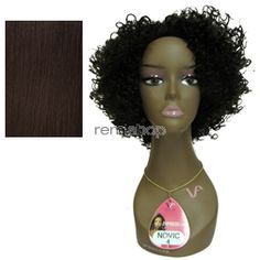 Express Wig by Vivica Fox Hair Look like you've just stepped out of the salon in one of our Express Wigs! They are an optimal choice for a fabulous on-the-go style with easy maintenance. Vivica Fox, Half Wigs, Protective Styles, Hair Designs, Trendy Hairstyles, Hair Looks, Catalog, Hair Styles, Color