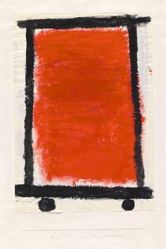 Paul Klee - The Cupboard, 1940