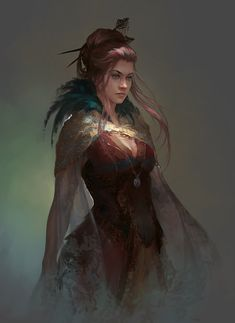 Rianne by cyberaeon on DeviantArt character Rpg art concept art keane art schmidt Fantasy Character Design, Character Design Animation, Character Drawing, Character Concept Art, Dnd Characters, Fantasy Characters, Female Characters, Fantasy Inspiration, Character Inspiration