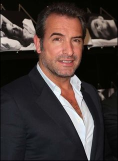 Jean dujardin and jeans on pinterest for Jean dujardin info