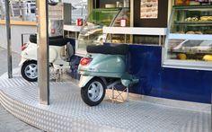 Tavola Calda Cafe - 150 Special by daaa haus , via Behance