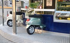 Tavola Calda Cafe - 150 Special by daaa haus , via Behance
