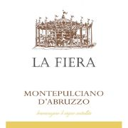 La Fiera Montepulciano d'Abruzzo 2012 from Italy - La Fiera Montepulciano d'Abruzzo is a ruby-red color with violet highlights. It is a medium-full bodied red wine with ...