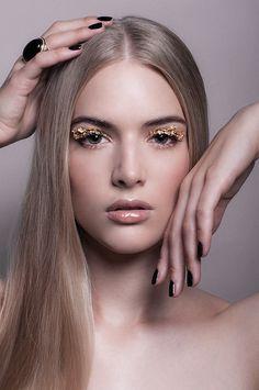beauty by Joanna Stawowy, via Behance