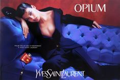 Fragrance Opium by Yves Saint Laurent