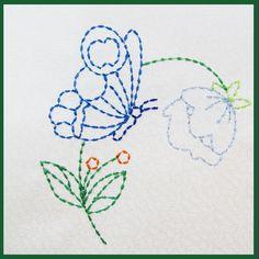 Sashiko-Inspired Garden by Murphy's Designs