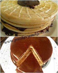 Pasta Recipes, Snack Recipes, Dessert Recipes, Snacks, Food Design, Design Design, Tolle Desserts, Different Cakes, Great Desserts