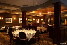Ruth's Chris Steakhouse - Convention Center | www.partyista.com