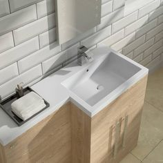 Our Combination Units have counter top space above the toilet to add ornaments and bathroom necessities Oak Bathroom, Bathroom Vanity Units, Family Bathroom, Bathroom Ideas, Combination Vanity Units, Toilet And Basin Unit, Direct Marketing, Light Oak, Counter Top