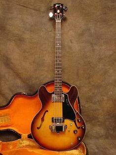 Gibson EB-2 Acoustic / ElecrricBass