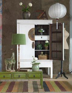 Earthy organic color palette & Asian details #home  #decor