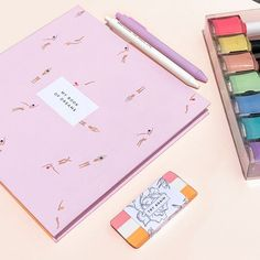 -MY BOOK OF DREAMS PINK SWIMMERS -MAGIC PENS WHITE AND LILAC -RAINBOW PASTEL NAILPOLISH PALETTE Nos encantan los Match perfectos! Visita nuestras PocketStores para conocer más! #bookofdreams #backtoclass