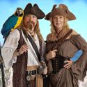 Be sure to come to the Pirate Invasion #inBeaufort to see Captain Jim's Pirate Magic!
