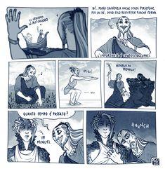 Percy Jackson Memes, Percy Jackson Fandom, Greek And Roman Mythology, Greek Gods, Enfants Fairy Tail, Greek Pantheon, Hero World, Funny Greek, Hades And Persephone