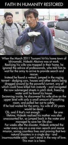True Hero.