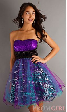 8th grade graduation dress... Add straps or halter