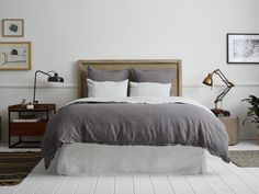 If you want to make your bed looks more attractive and having more practical value, bedskirt could be perfect way to make your dream bed. There are so many products available in the market to help you create unique and attractive bed.